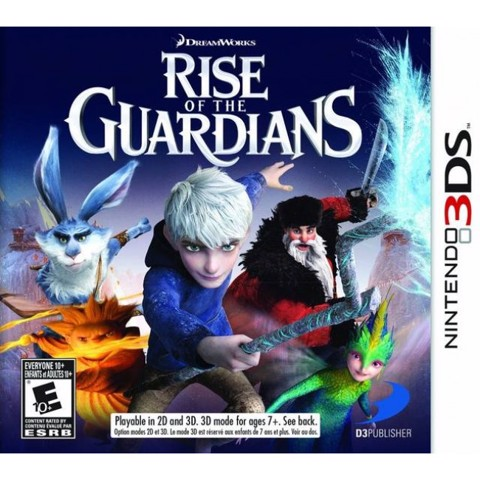089 - Rise of the Guardians The Video Game