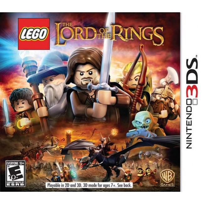 085 - LEGO The Lord of The Rings