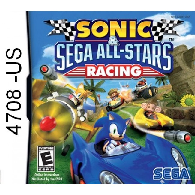 4708 - Sonic and Sega All Stars Racing