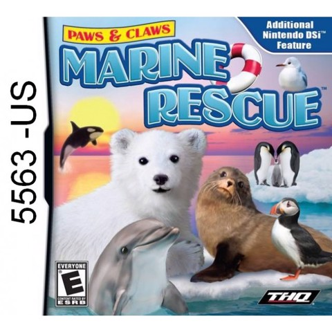 5563 - Paw & Claws Marine Rescue