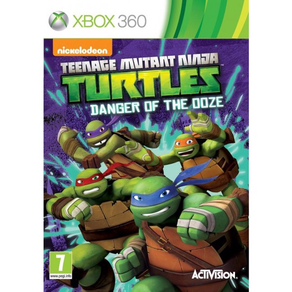 938 - Teenage Mutant Ninja Turtles: Danger of the Ooze