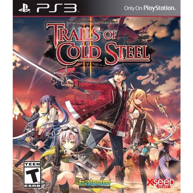 1027 - The Legend of Heroes: Trails of Cold Steel II