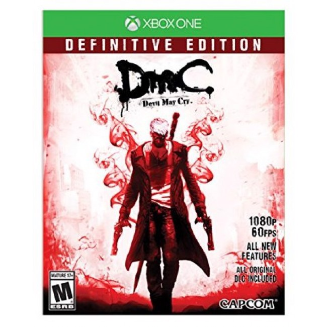 070 - DMC Devil May Cry: Definitive Edition - Xbox One