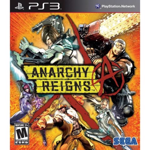 730 - Anarchy Reigns