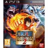 766 - One Piece Pirate Warriors 2-JAPAN
