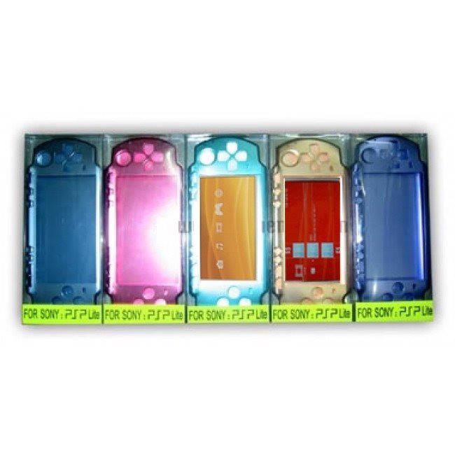 Case Metal PSP-2000 All Color