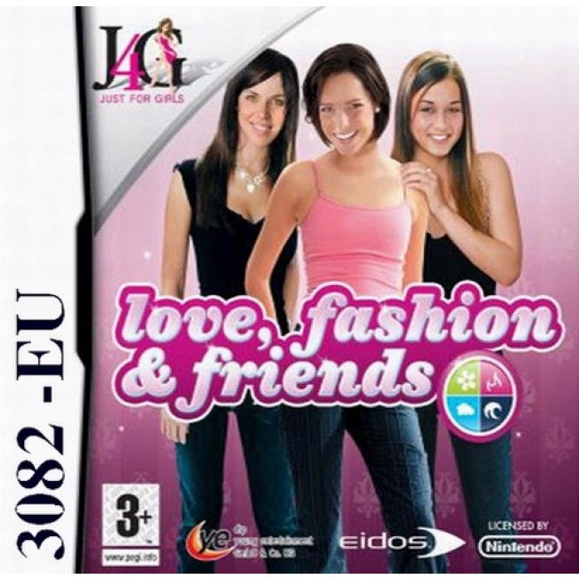 3082 - Love Fashion & Friend