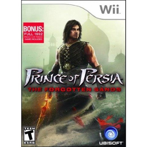 936 - Prince of Persia The Forgotten Sands