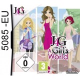 5085 - J4G A Girl's World