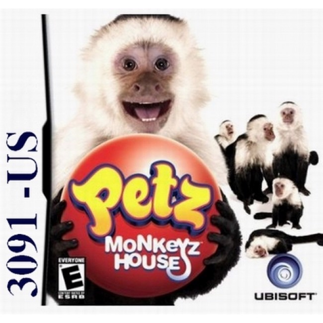 3091 - Petz : Monkeyz House