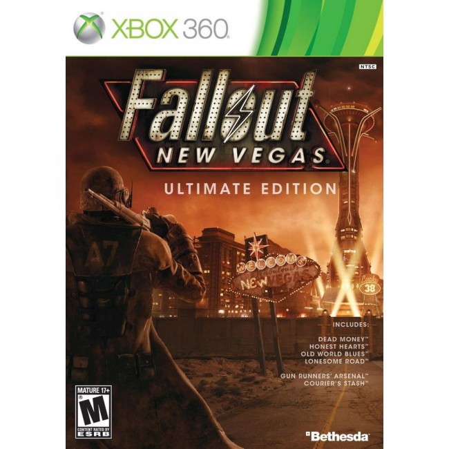 919 - Fallout: New Vegas - Ultimate Edition