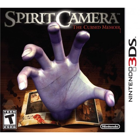 068 - Spirit Camera The Cursed Memoir