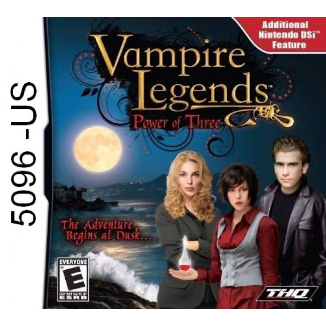 5096 - Vampire Legends Power Of Three