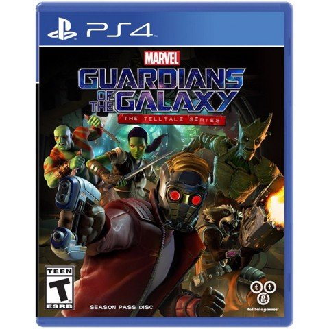 415 - Marvel's Guardians of the Galaxy: A Telltale Game Series