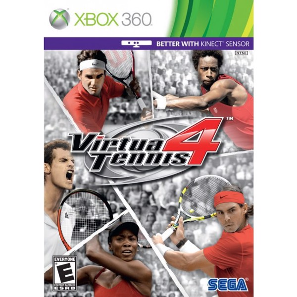 592 - Virtua Tennis 4