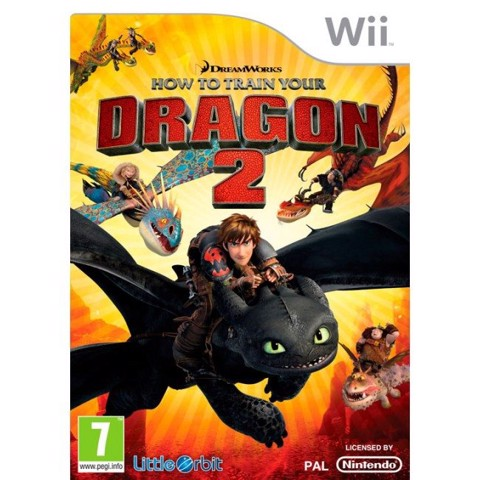 1172 - How to Train Your Dragon 2