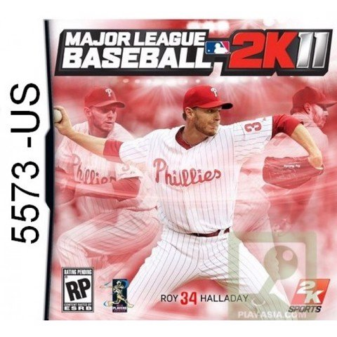 5573 - Major League Baseball 2K11