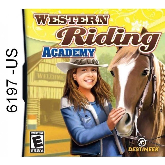 6197 - Western Riding Academy (Usa)
