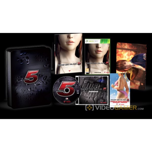 754 - Dead or Alive 5 Collector's Edition/ Dead or Alive 5 Collectors Edition