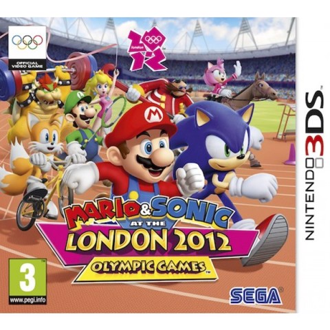 062 - Mario & Sonic at the London 2012 Olympic Games