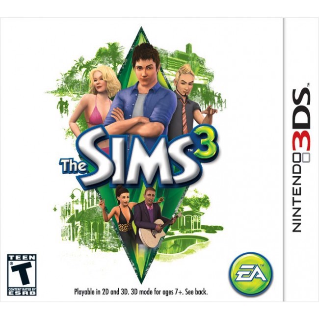 017 - The Sims 3