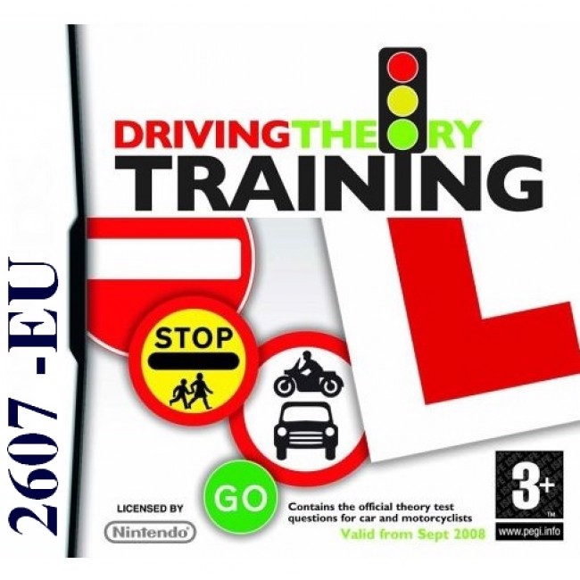 2607 - Driving Theory Training