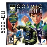 5222 - Ben 10 ultimate Alien Cosmic Destruction
