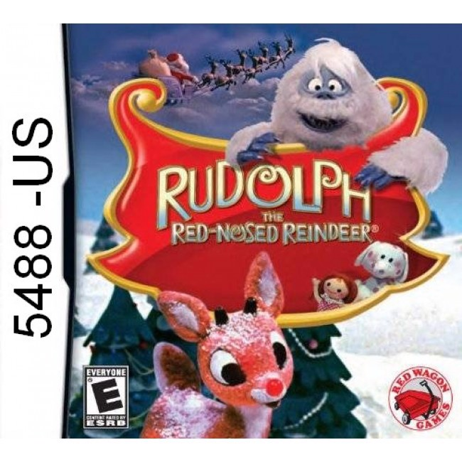 5488 - Rudolph The Red Nosed Reindeer