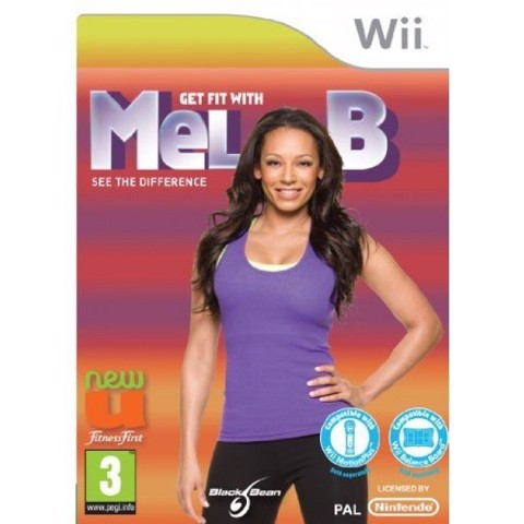988 - Get Fit with Mel B
