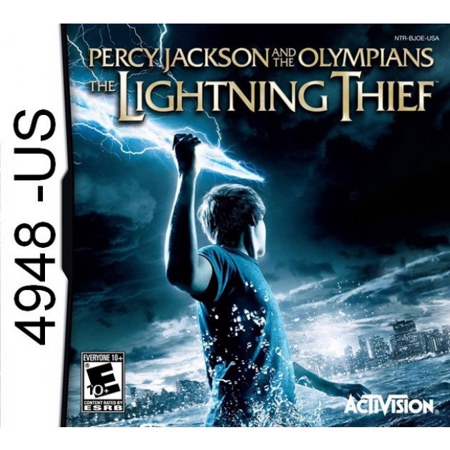 4948 - Percy Jackson and the Olympians