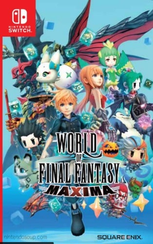 159 - World of Final Fantasy Maxima