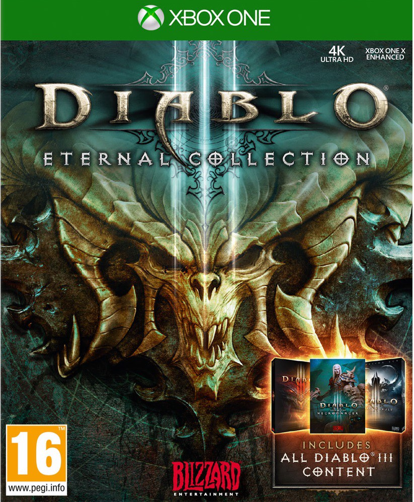 271 - Diablo III: Eternal Collection