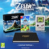 213 - The Legend of Zelda: Link's Awakening LIMITED Edition