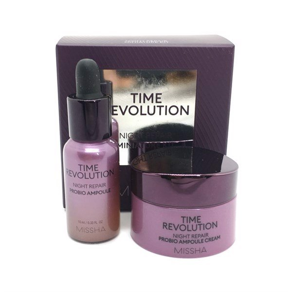 MISSHA] Time Revolution Night Repair Miniature Kit Sample - 1Pack …