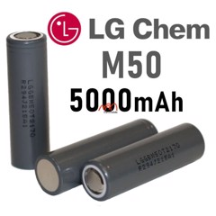 Cell pin lithium-ion LG - INR21700M50T 5000MAH