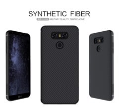 Ốp lưng LG G6 Carbon Synthetic Nillkin