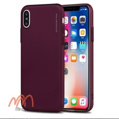 Ốp lưng iPhone XS max mỏng Xlevel