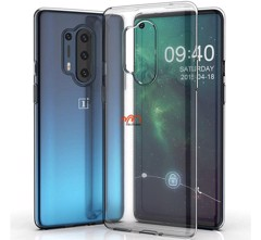 Ốp lưng trong mỏng OnePlus 8 Pro