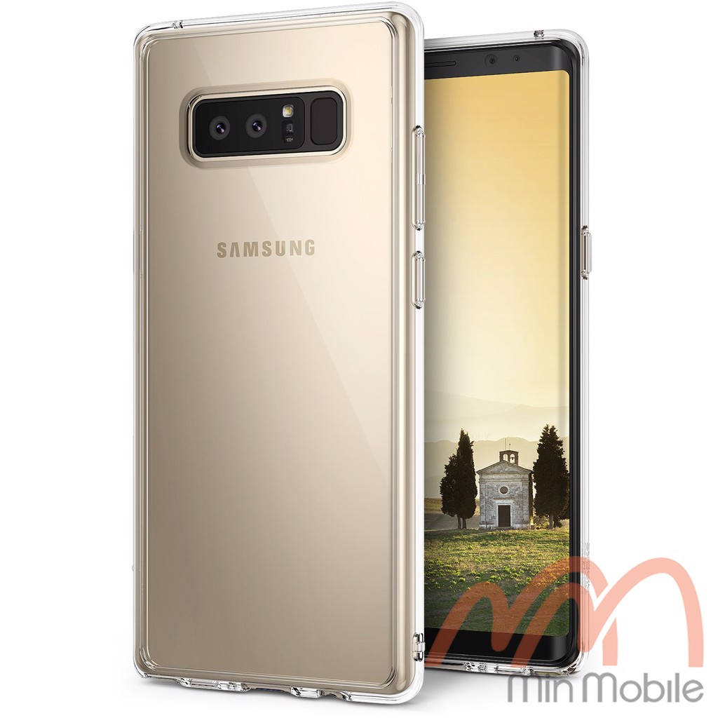 Ốp lưng chống sốc Samsung Note 8 Ringke Fusion
