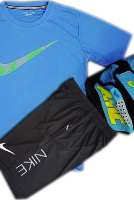 Set NikeV2 (M,L,XL) - xanh da. MS: 0584