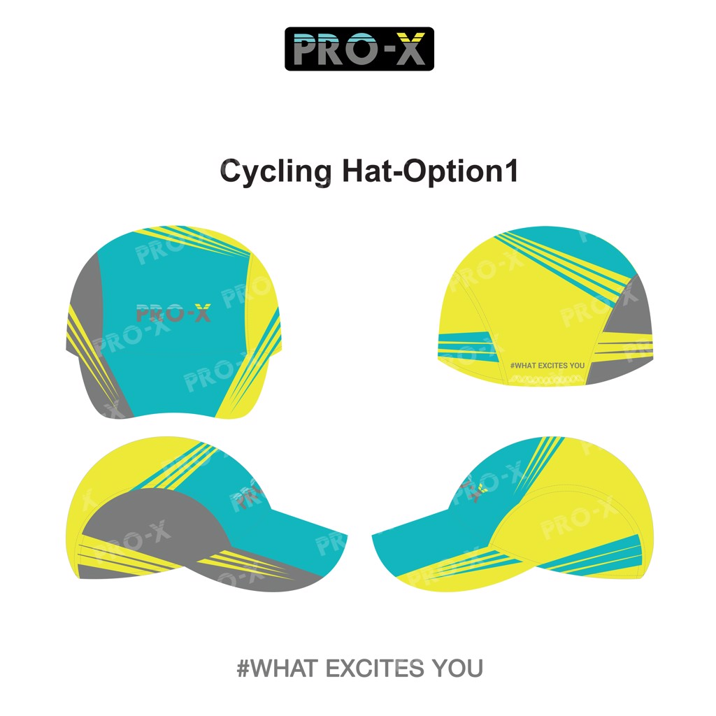 CH_1 Cycling Hat