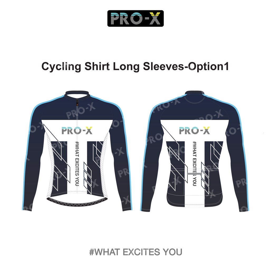 CSLS_Cycling Shirt Long Sleeves