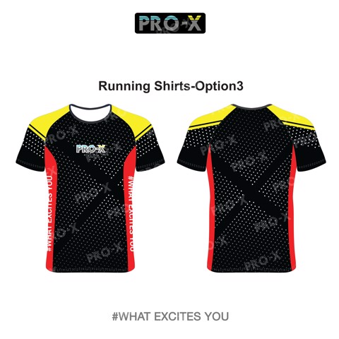 RS_3 Running Shirt