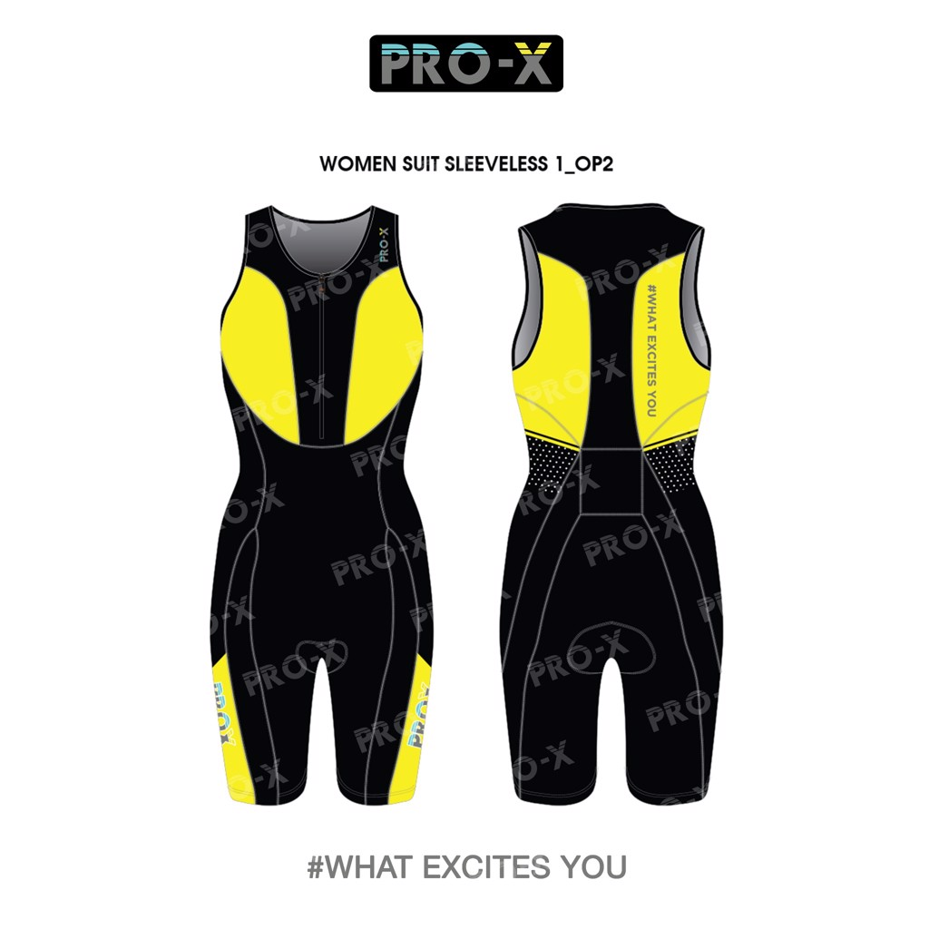 WOMENSS_1 Suit Sleeveless For Women