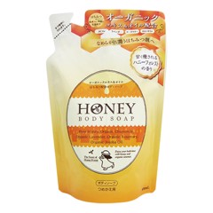 Sữa tắm Honey Body Soap Oil in Type Refill 400ml