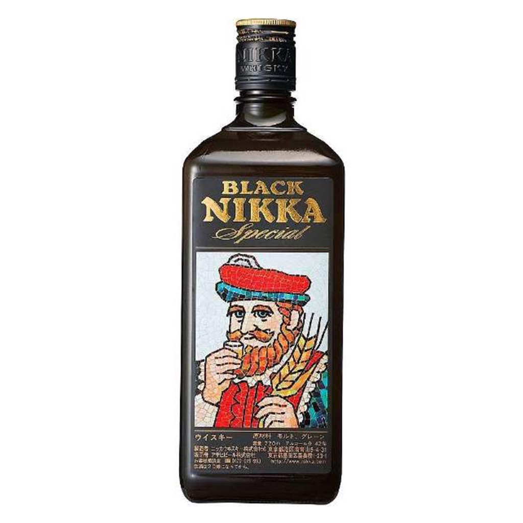 Rượu Black Nikka Special 720ml