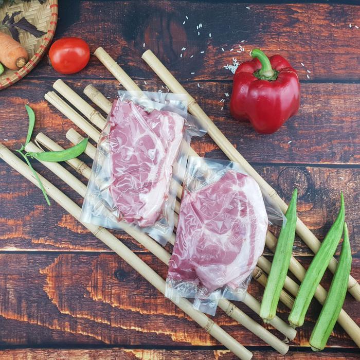 Combo đụng thịt lợn giun quế