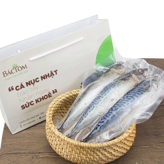 Cá Nục Nhật - Mua 2kg tặng 1kg