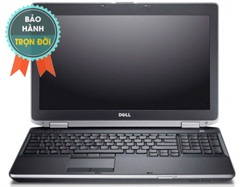 Dell Latitude E 6520 i5 - ON/VGA - HD/FHD