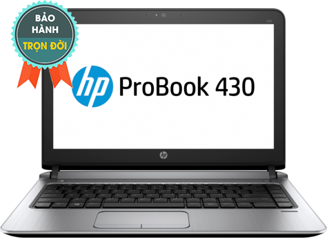 HP Elitebook 430G3 - i5-6200/4/SSD120